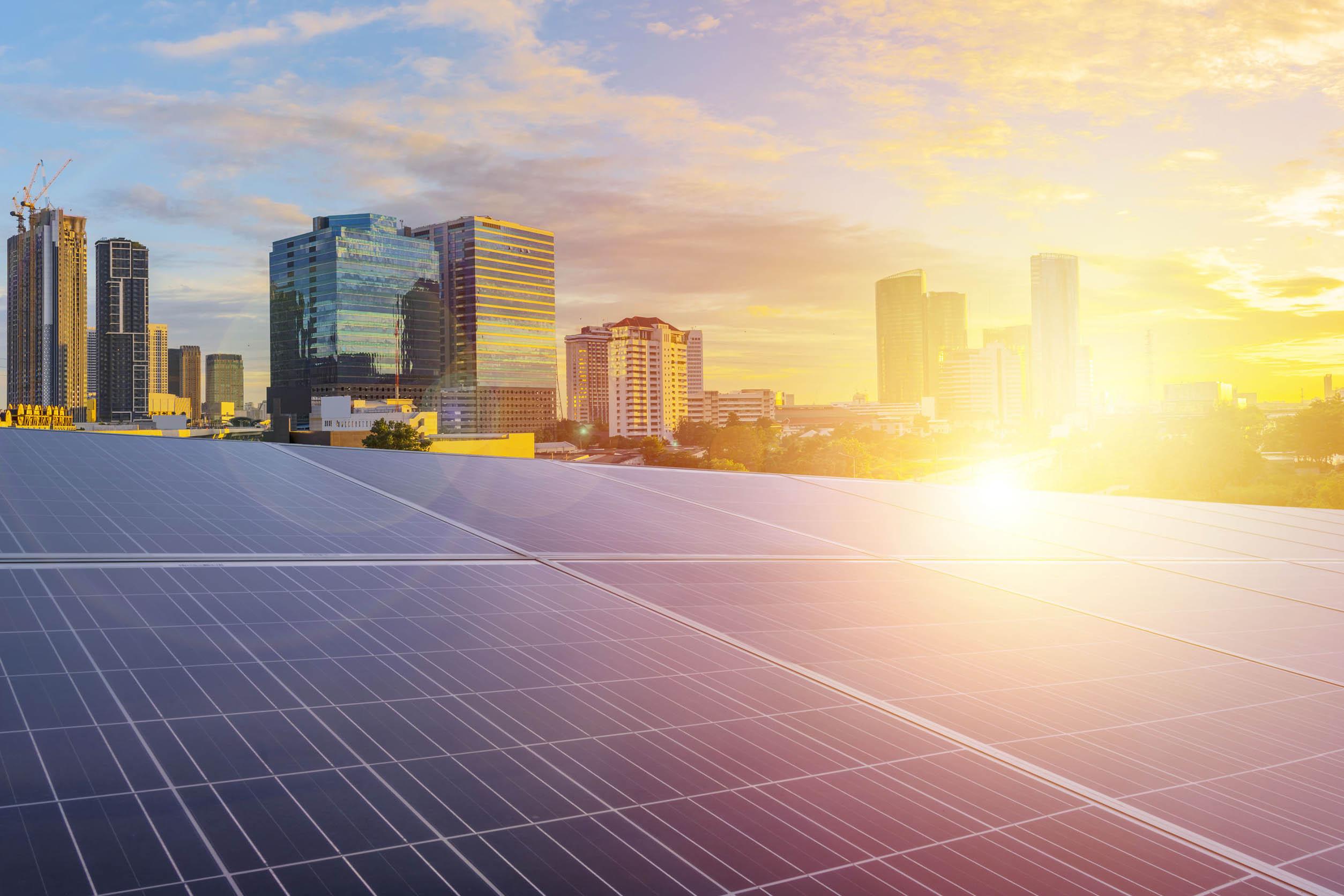 Solarenergieplanung